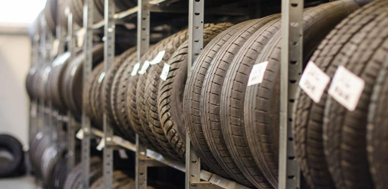 A brief history of car tires