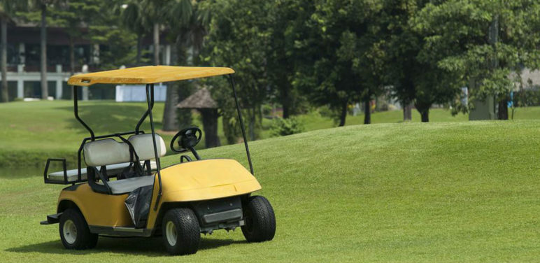 Accessories used for maintaining golf cart batteries