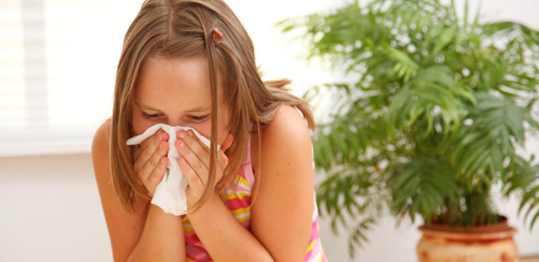 Tips to follow for treating symptoms of allergy