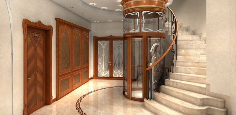 Five reasons why you should install a home elevator
