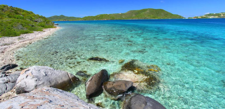 Popular places to visit in the Virgin Islands