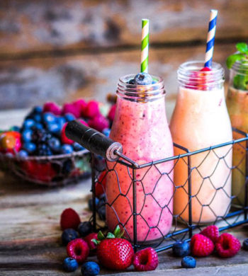 10 smoothies for a good health