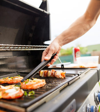 Cook Delicious Grilled Food with Weber Gas Grills