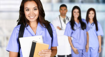 Different types of courses offered by nursing schools in the US