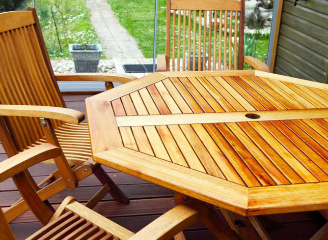 Factors to consider while shopping for patio furniture sets