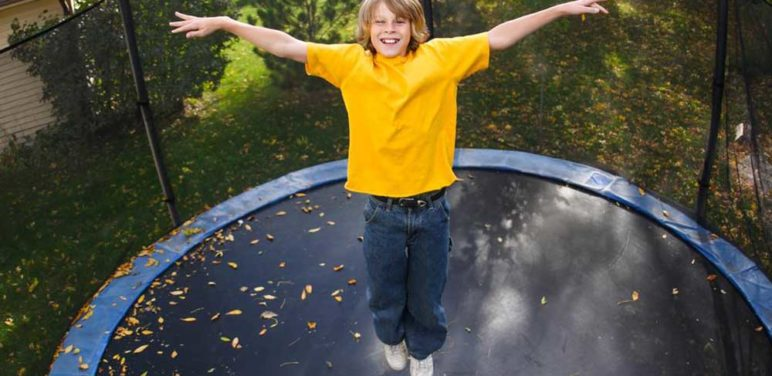 Know More about Special Offers On Trampolines
