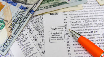 Paying inheritance taxes in the country
