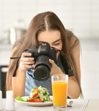 Tasty tips for food photography
