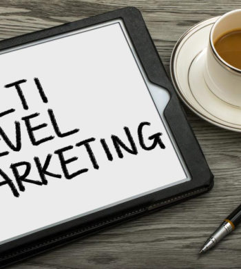 What is multi-level marketing?