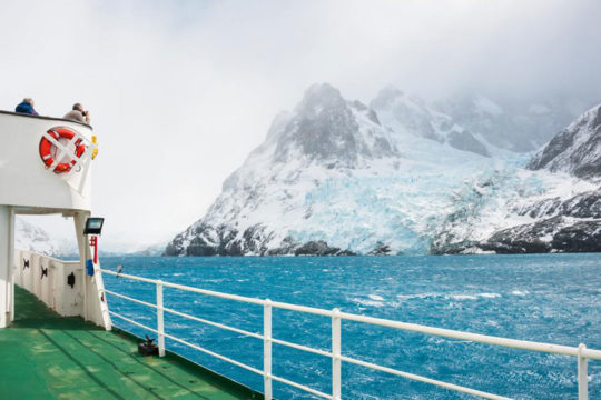 4 things to do on an Antarctica cruise
