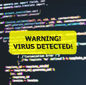 What to do if your computer gets infected with a virus