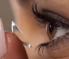 Top 5 Contact Lenses for Dry Eyes