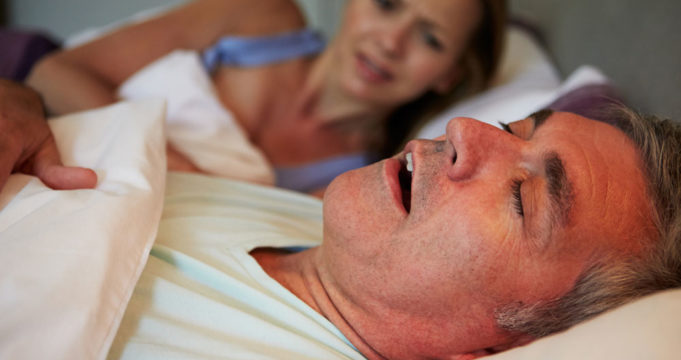 Various Options to Prevent Snoring