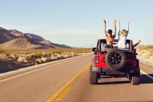 Tips to preparing for a long road trip