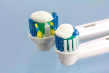 Three popular variants of electric toothbrushes available online