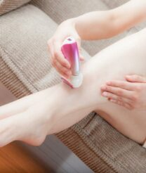 4 types of bikini line hair removal methods that you could use