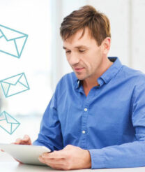 Advantages and disadvantages of using email