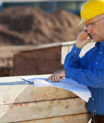 Construction and maintenance: Acquaintance with the terms