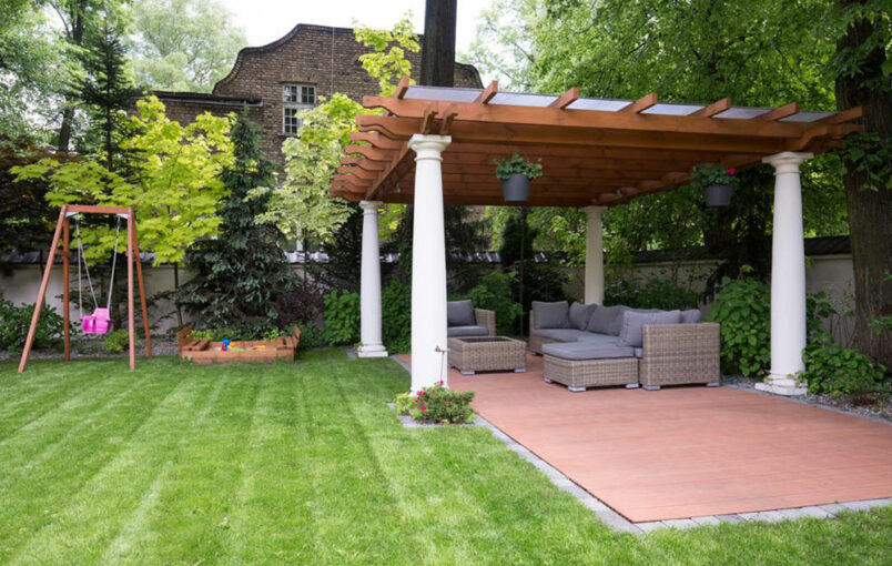 Creative Patio Designs Can Add Life to Your Backyard
