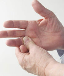 Different treatments to cure trigger finger