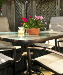 Types and uses of patio furniture covers