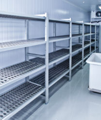 Evolution of Food Storage from Ice Men to Freezers