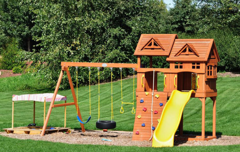 Things you should know about outdoor playsets