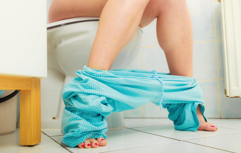 What is chronic constipation