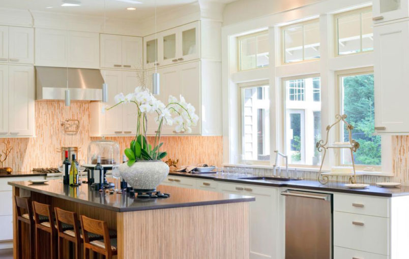 Secrets of a spotless kitchen