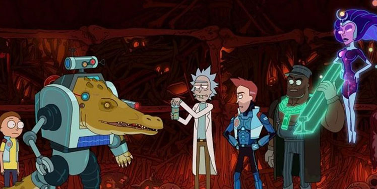 How well do you know Rick and Morty