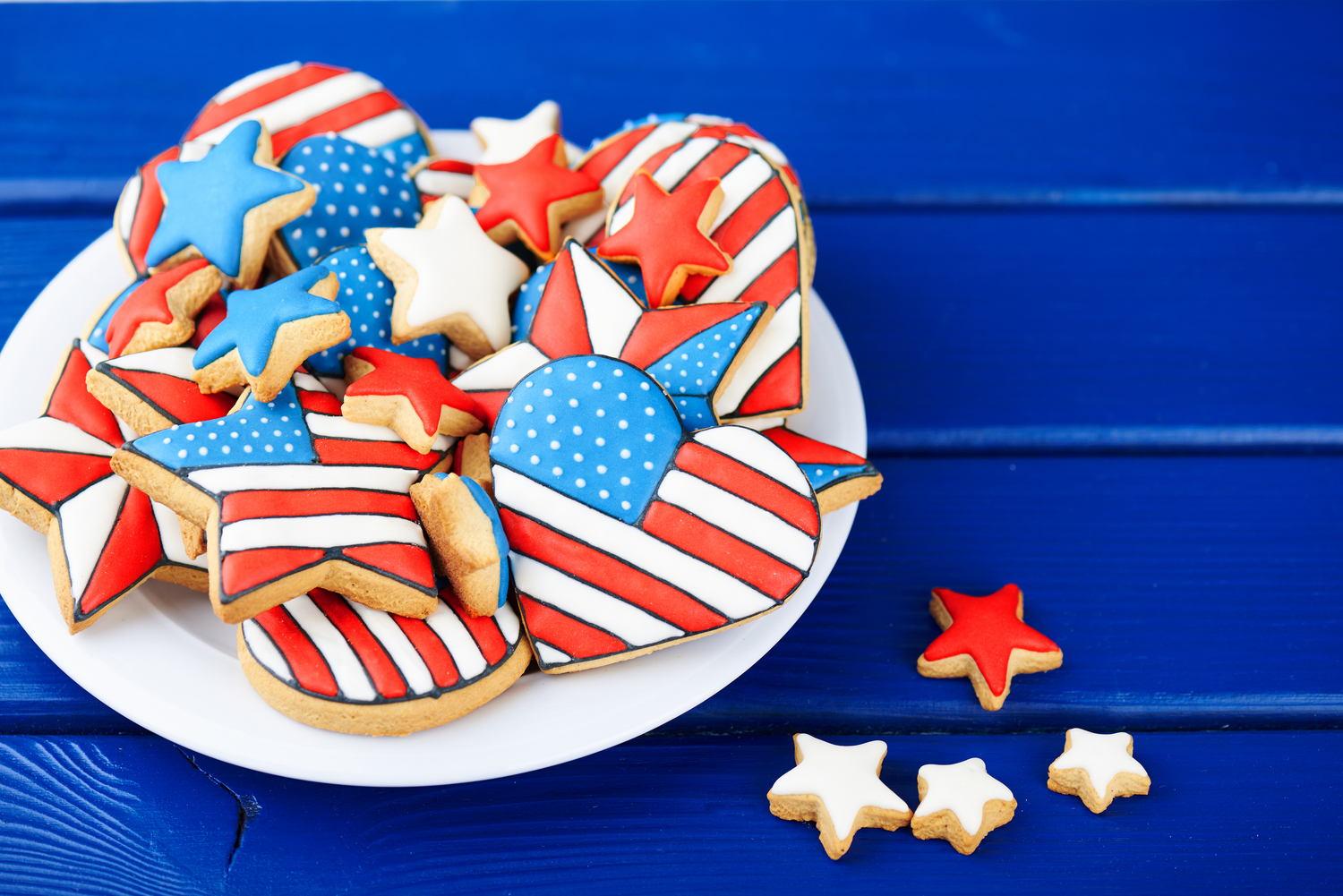 20 DIY Home Decor Ideas for the 4th of July