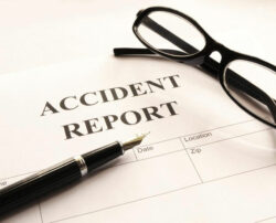 How can you obtain a copy of your car accident report