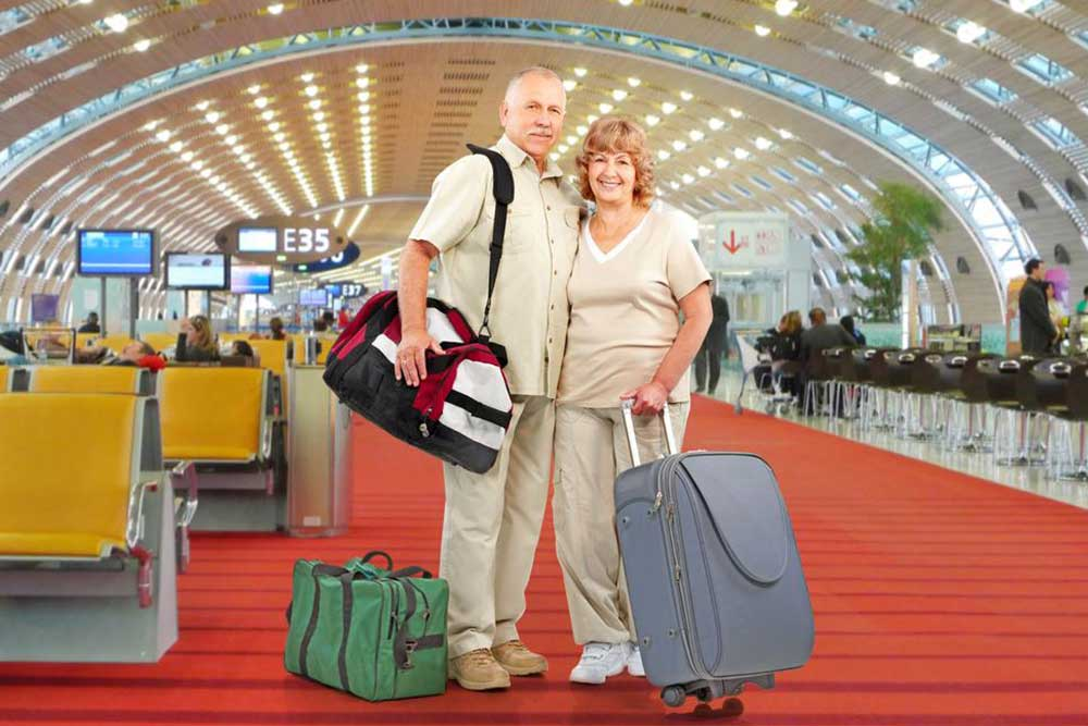 3 Airlines That Offer Flight Deals for Senior Citizens