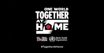 Artists Line up for 'One World: Together at Home'