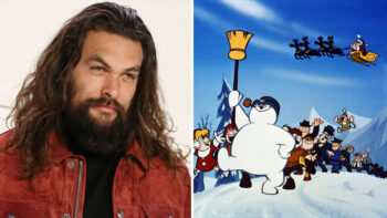 Jason Momoa as Frosty Makes Twitter Wonder if it's Hot or Cold