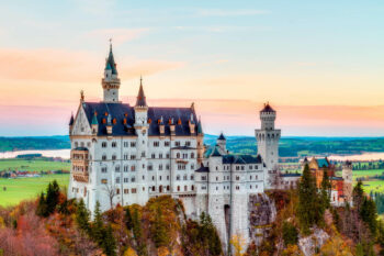 15 Real-Life Castles that Give Hogwarts a Run for Its Money