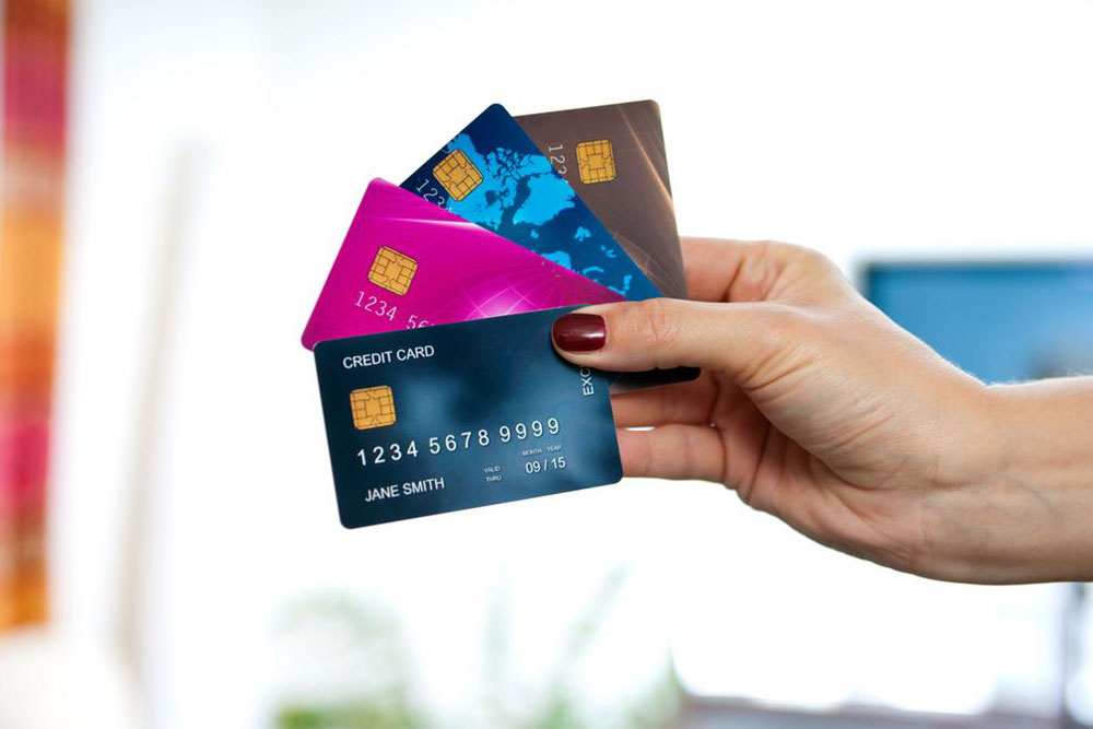 Popular credit cards of 2020