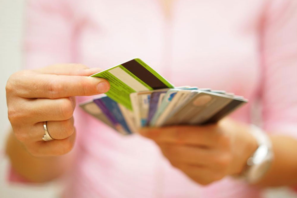 Things to look for when choosing a credit card