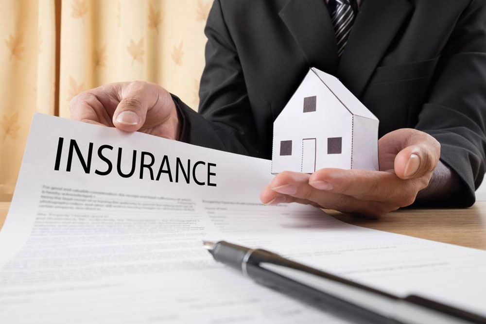 Components of home insurance quotes