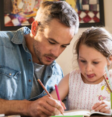 Helping kids develop a habit of doing homework regularly