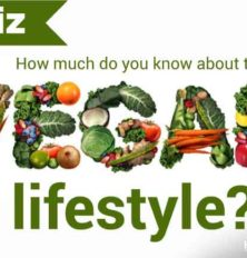 How much do you know about the Vegan lifestyle?