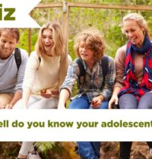 How well do you know your adolescent child?
