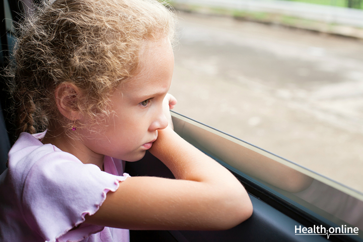 What does your child do when they are disappointed?