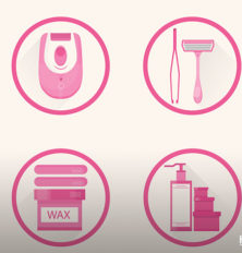 6 Popular Hair Removal Methods