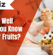 How Well Do You Know Your Fruits?