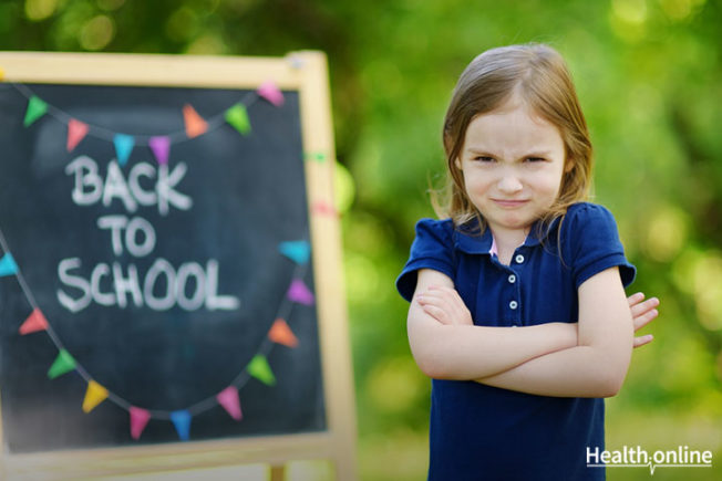 How to Deal With Your Kid's Back-to-School Tantrums