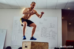 5 Workouts Using a Plyo Box You Can Do at Home