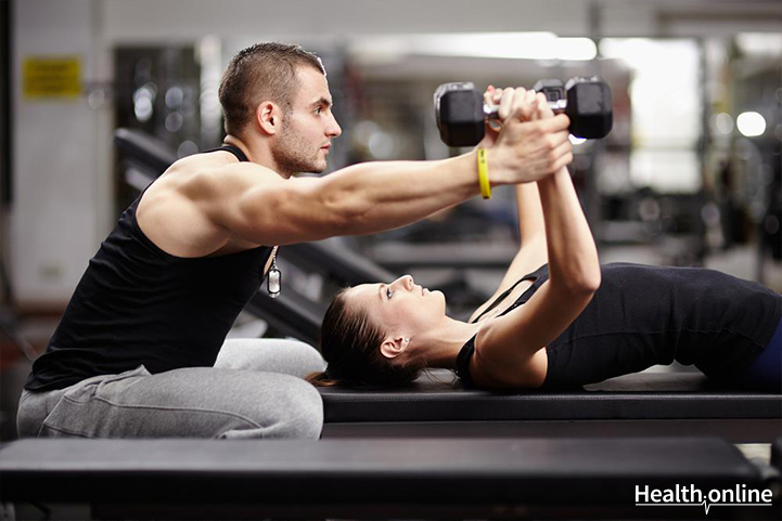 Does your personal trainer customise exercises for you