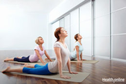Sun Salutation for Weight Loss