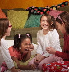 The Sleepover Survival Guide